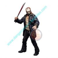 Cinema Of Fear Jason Voorhees Figure 2009 by MEZCO.