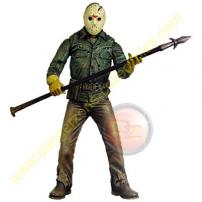 Cinema Of Fear Series 2 Jason Voorhees Figure by MEZCO.