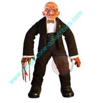 Cinema Of Fear Series 2 Roto Plush Freddy Krueger Figure by MEZCO.