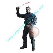 Cinema Of Fear Series 3 Jason Voorhees Figure by MEZCO.