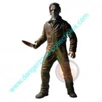 Cinema Of Fear Halloween 2 Michael Myers Figure by MEZCO