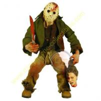 Cinema Of Fear Roto Stylised Jason Voorhees Figure by MEZCO.