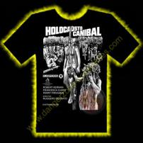 Cannibal Holocaust #1 Horror T-Shirt by Rotten Cotton - EXTRA LARGE