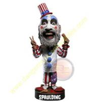 Captain Spaulding Bobble Head Knocker by NECA.