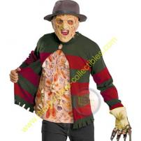 A Nightmare On Elm St Freddy Krueger Chest Of Souls Sweater (Size Std).