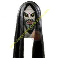 Corpse Maker Adult Deluxe Latex Mask by Rubie's.