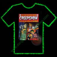 Creepshow Horror T-Shirt by Fright Rags - MEDIUM