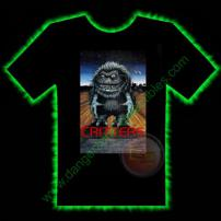Critters Horror T-Shirt by Fright Rags - LARGE