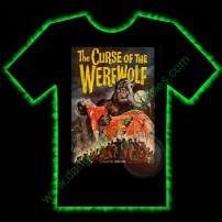 Curse Of The Werewolf Horror T-Shirt by Fright Rags - EXTRA LARGE
