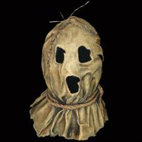 Dark Night Of The Scarecrow Full Overhead Mask by Trick Or Treat Studios