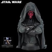 Star Wars Darth Maul Mini Bust by Gentle Giant.