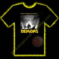 Demons Horror T-Shirt by Rotten Cotton - LARGE