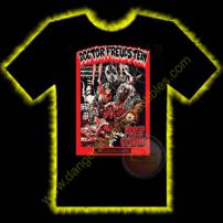 Dr Freudstein Horror T-Shirt by Rotten Cotton - SMALL