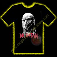 Dr Satan Horror T-Shirt by Rotten Cotton - EXTRA LARGE