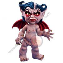 Dracool Deluxe Latex Zombaby by Morbid Industries.