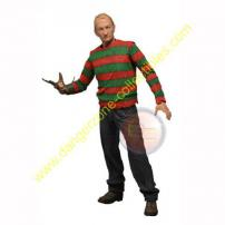 A Nightmare On Elm St Series 4 Springwood Slasher Figure by NECA