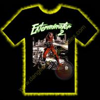 Exterminator 2 Horror T-Shirt by Rotten Cotton - EXTRA LARGE