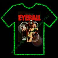 Eyeball Horror T-Shirt by Fright Rags - LARGE