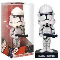 Star Wars Clone Trooper Bobble Head Knocker by FUNKO