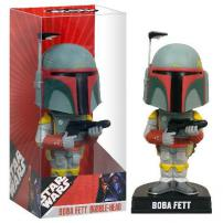 Star Wars Boba Fett Bobble Head Knocker by FUNKO