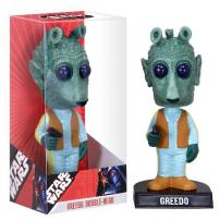 Star Wars Greedo Bobble Head Knocker by FUNKO