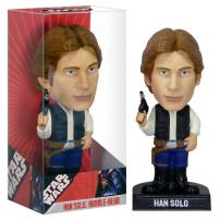 Star Wars Han Solo Bobble Head Knocker by FUNKO