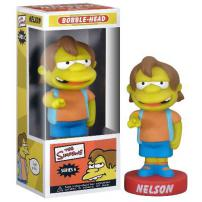 The Simpsons Nelson Muntz Bobble Head Knocker by FUNKO