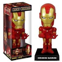 Iron Man Bobble Head Knocker by FUNKO