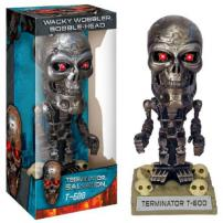 Terminator Salvation T600 Bobble Head Knocker by FUNKO