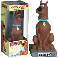 "Scooby Doo ""Scooby"" Bobble Head Knocker by FUNKO"