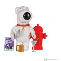 "Family Guy Series 1 Figure ""Brian Griffin"" by MEZCO."