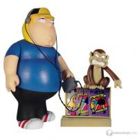 "Family Guy Series 1 Figure ""Chris Griffin"" by MEZCO."
