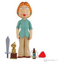 "Family Guy Series 1 Figure ""Lois Griffin"" by MEZCO."