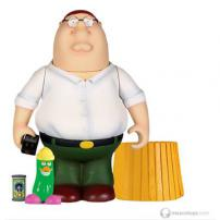 "Family Guy Series 1 Figure ""Peter Griffin"" by MEZCO."