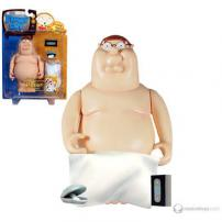 "Family Guy Series 2 Figure ""Peter Griffin In The Buff"" by MEZCO."