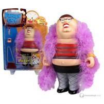"Family Guy Series 3 Figure ""Tube Top Peter Griffin"" by MEZCO."