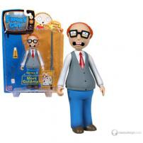 "Family Guy Series 4 Figure ""Mort Goldman"" by MEZCO."