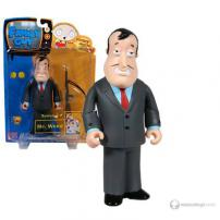 "Family Guy Series 4 Figure ""Mr Weed"" by MEZCO."