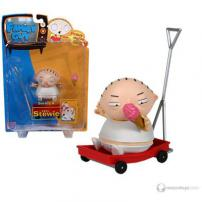 "Family Guy Series 4 Figure ""XXXL Stewie Griffin"" by MEZCO."