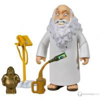 "Family Guy Series 5 Figure ""God"" by MEZCO."