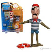"Family Guy Series 6 Figure ""Seamus"" by MEZCO."