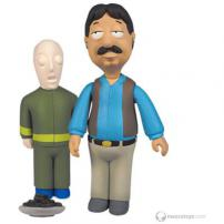 "Family Guy Series 7 Figure ""Performance Artist"" by MEZCO."
