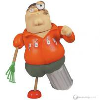 "Family Guy Series 7 Figure ""Bionic Peter Griffin"" by MEZCO."