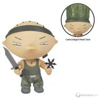 "Family Guy Series 7 Figure ""Commando Stewie Griffin"" by MEZCO."