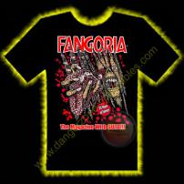 Fangoria #1 Horror T-Shirt by Rotten Cotton - LARGE