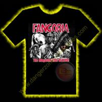 Fangoria #2 Horror T-Shirt by Rotten Cotton - LARGE