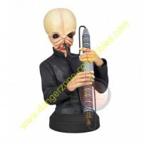 Star Wars Figrin D'an Cantina Band Mini Bust by Gentle Giant