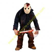 Cinema Of Fear Stylized Final Chapter Jason Voorhees Figure by MEZCO.