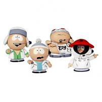South Park Fingerbang Deluxe Box Set by MEZCO (Chase Version)