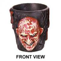 A Nightmare On Elm Street Set Of 2 Shot Glasses by Rubie's.